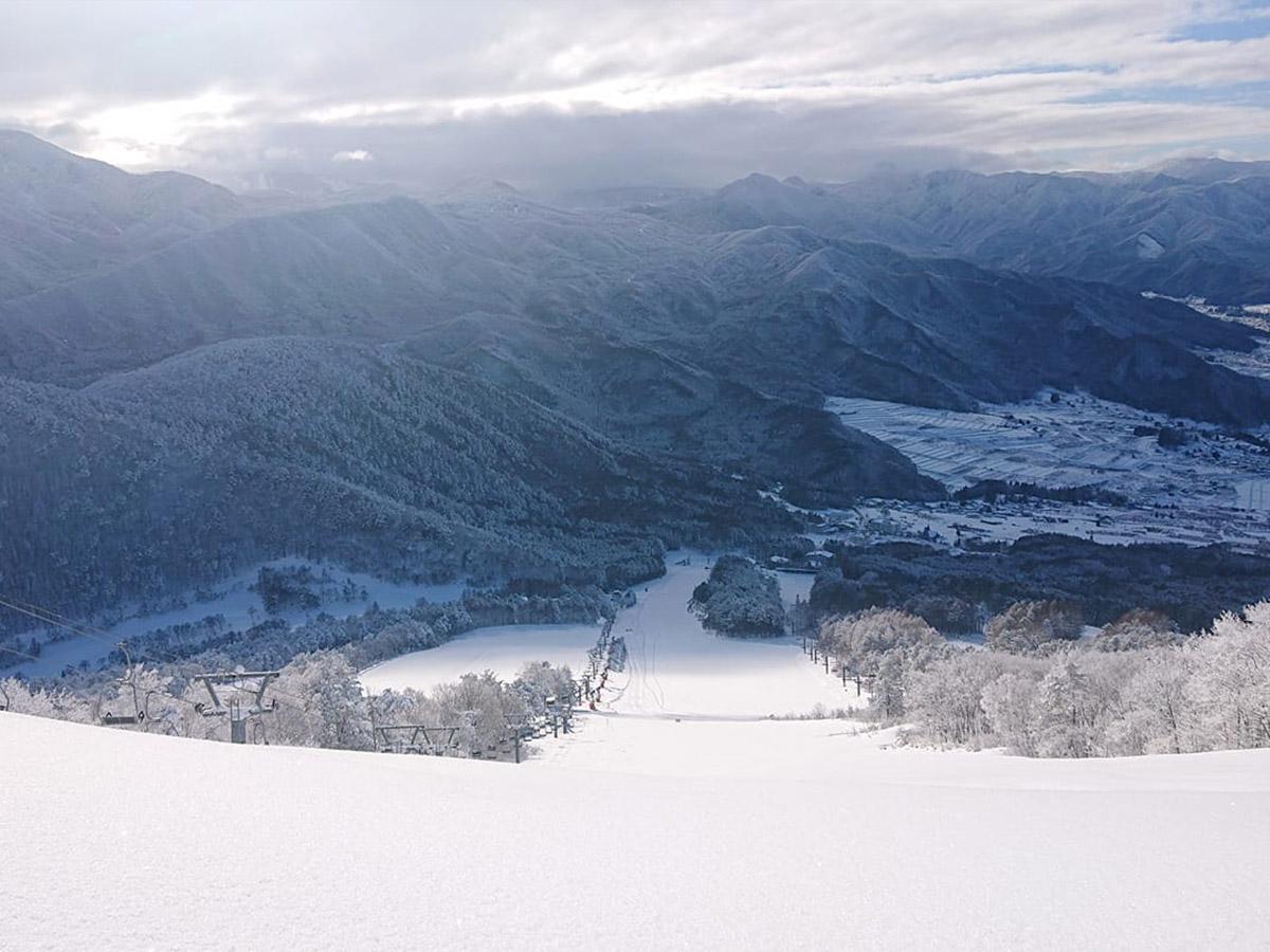 Mt.KOSHAよませ温泉スキー場