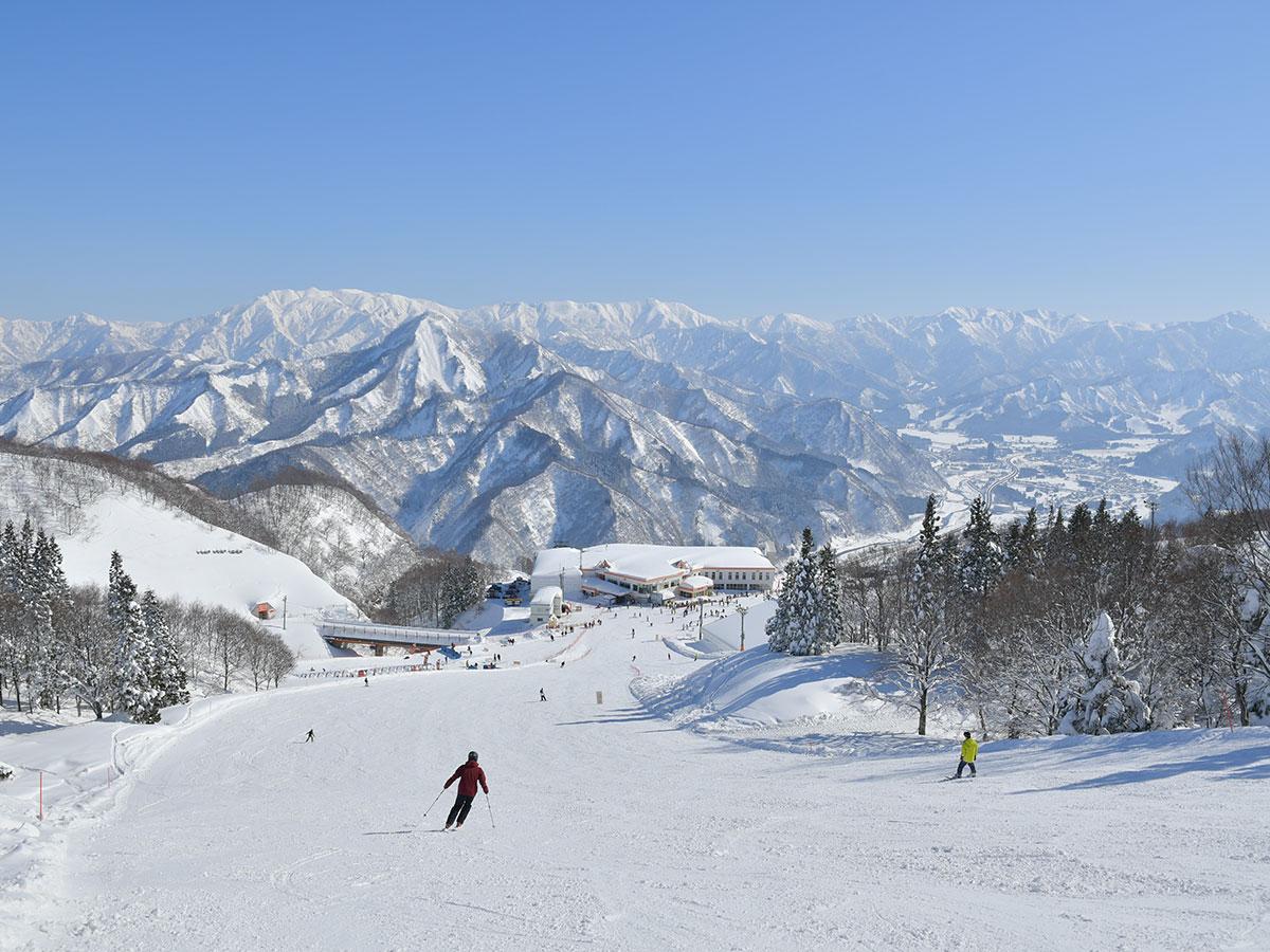 ガーラ湯沢スキー場(GALA湯沢)