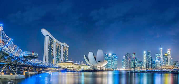 シンガポール行 格安航空券/LCC...