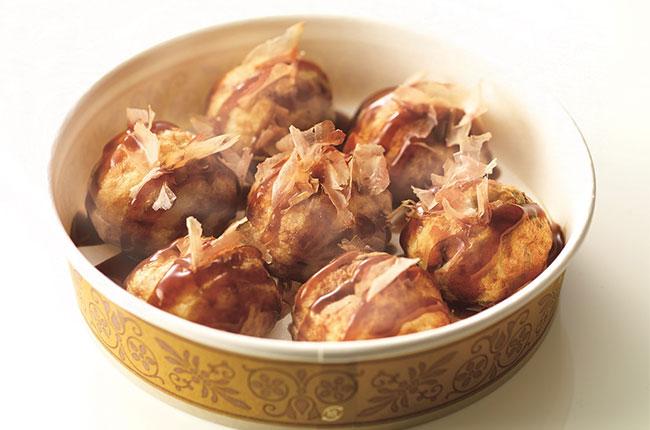 機内食「たこ昌」のたこ焼き(7個入)
