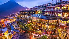 グルメ、観光スポット…魅力満載の台湾へ