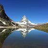 ツェルマット発 ベストシーズンに行く リッフェルベルク半日ハイキング 【午前発・午後発】