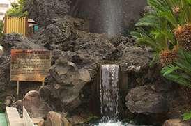 熱海温泉のシンボル!「家康の湯」