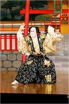 地歌舞伎芝居小屋「鳳凰座」
