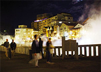 冬はやっぱり草津温泉!0円で温泉美人になれる『湯畑周辺』湯巡り散歩!