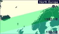 北欧・アイスランドのオーロラツアーを探す