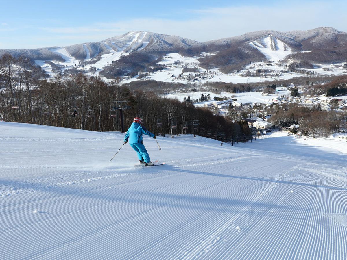 菅平高原スノーリゾートのゲレンデ写真