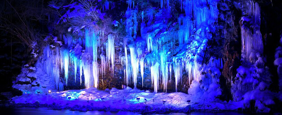 埼玉で冬の超絶景!秩父「三十槌の氷柱」で自然の芸術に感動