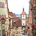 「中世の宝石」ドイツ・ローテンブルクは泊まってこそ素晴らしい!