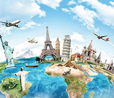 モルディブなどのリゾートで採用。滞在中の支払いを気にすることなくゆっくり。